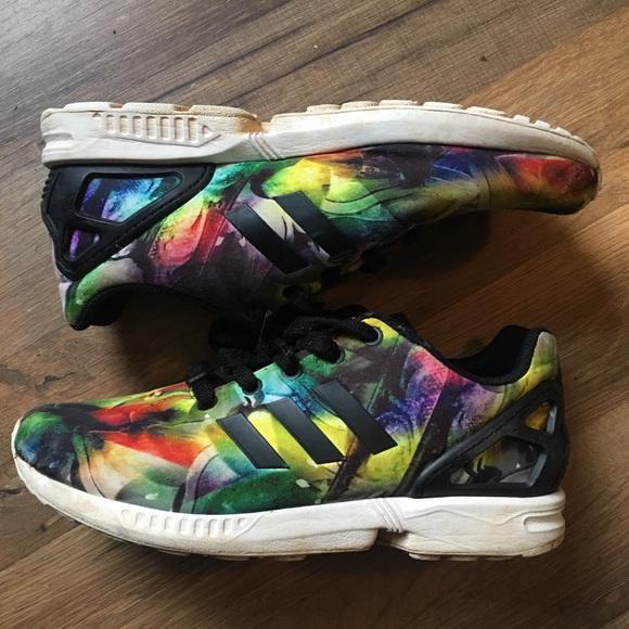 Padre fage Punta de flecha claridad  adidas Shoes | Adidas Colorful Torsion Shoes | Poshmark
